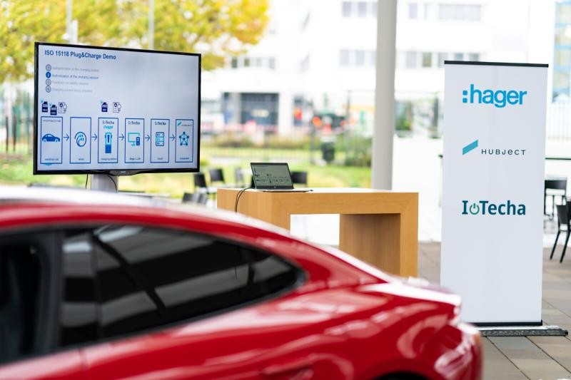 HAGER GROUP AND IOTECHA CORP. ANNOUNCE SUCCESSFUL MILESTONE IN THE DEVELOPMENT OF EV CHARGING!