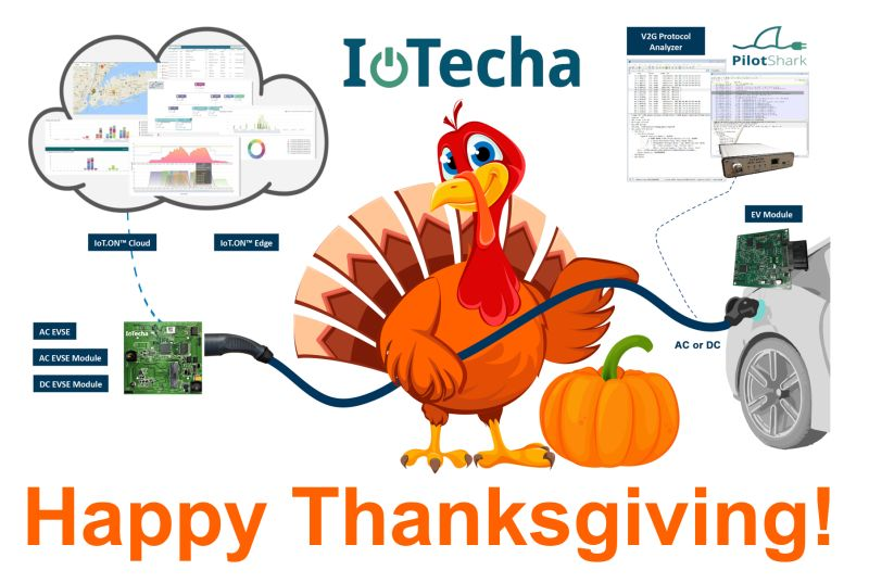 Happy and Safe Thanksgiving to You and Yours!