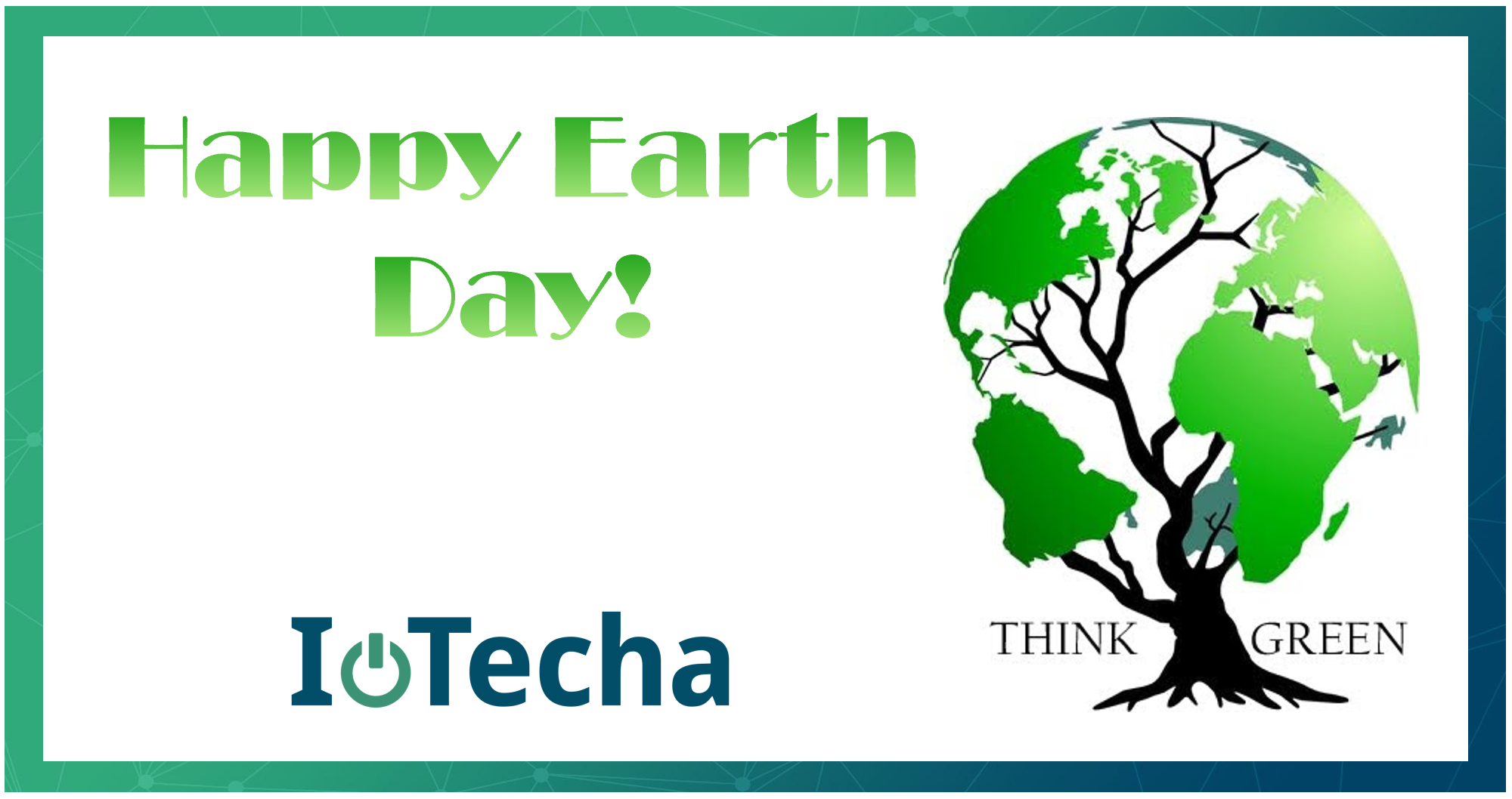 IoTecha Marks Earth Day 2021 by Introducing a new Data Driven Experience to EV Charging!