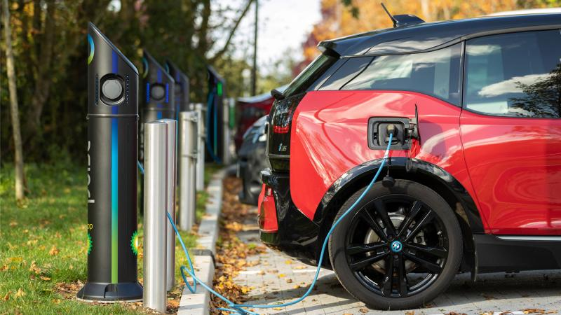 bp makes $7m investment in electric vehicle charging firm IoTecha