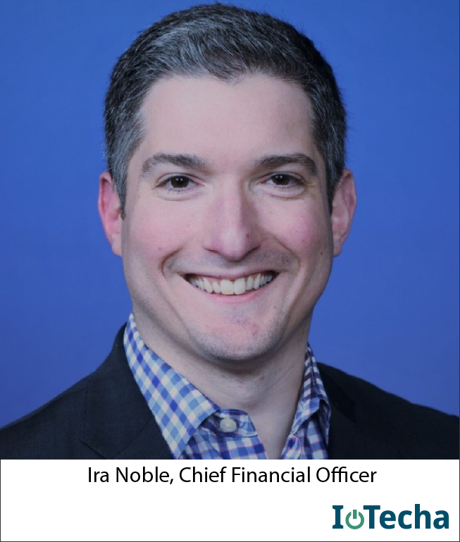 IoTecha Appoints Chief Financial Officer Bringing Key Expertise Amid Business Acceleration