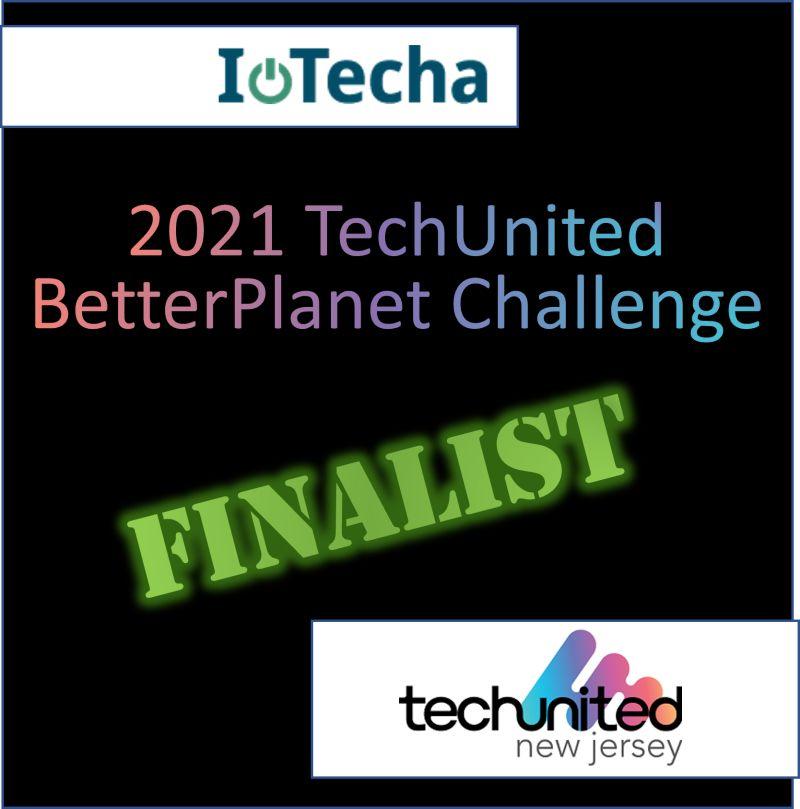 IoTecha is a finalist at the WeAreTechUnited!