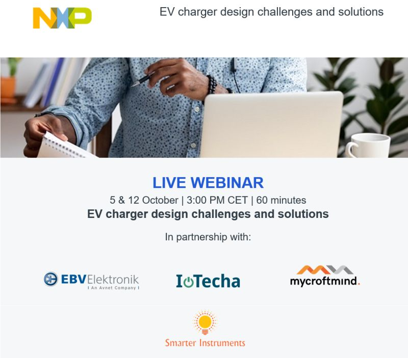 Excited to be a part of this webinar!